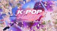K-Pop Party Liverpool - Cherry Blossom Festival | 22nd March