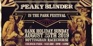 PEAKY BLINDER IN THE PARK FESTIVAL