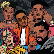 Gucci Gang - Trap Night (Sheffield)