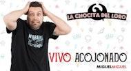 """""""VIVO ACOJONADO"""" Miguel Miguel"""