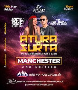 Atura Ou Surta - Manchester - 2nd Edition