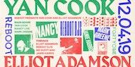 ReBoot Presents : Yan cook & Elliot Adamson @ 41