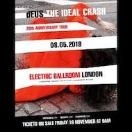 "dEUS ""The Ideal Crash Tour"""