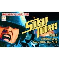 MCF x 33 Present: Starship Troopers
