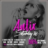 ANTIX l Saturday 12th January l Club 88 Croydon