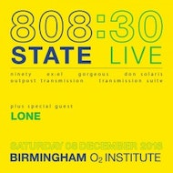 808 State : 30