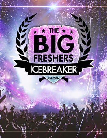 The Big Freshers Icebreaker Newcastle