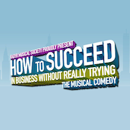 How to Succeed in Business Without Really Trying