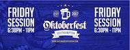GoSouthampton Oktoberfest • Friday 26th October // 6:30pm - 11pm Session