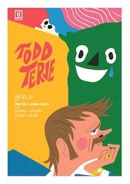 Hidden with Todd Terje