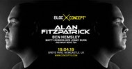 BLOC/007 : ALAN FITZPATRICK #GOODFRIDAY - GREYS YARD NEWCASTLE