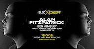 BLOC/007 : ALAN FITZPATRICK #GOODFRIDAY - GREYS YARD NEWCASTLE