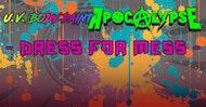 U.V Bodypaint Apocalypse! - Win Amplified tickets!