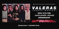 Valeras (Sunflower Lounge, Birmingham)
