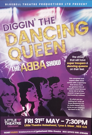 Diggin' the Dancing Queen - The ABBA