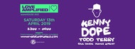 LOVE AMPLIFIED: wareHOUSE 003 w/ KENNY DOPE + TODD TERRY