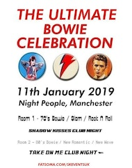 The Ultimate Bowie Celebration - Manchester