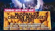 BOOM! x McDonald's Chicken McNugget Party!