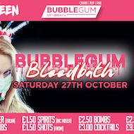 Bubblegum Bloodbath // Halloween