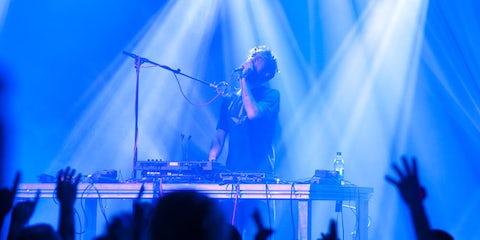 Beardyman (Live) + Kevin Rowland (Dexy's) DJ Set