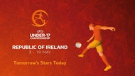 Uefa European Under 17 Championship - B1 V B4