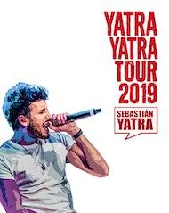 Sebastián Yatra - Yatra Yatra Tour 2019