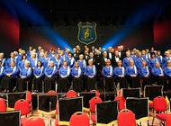 The Milton Glee Choir with The Royal Marines Association Concert Band