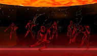 Alexander Whitley Dance Company: Celestial Motion - a shared virtual reality dance experience