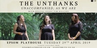 The Unthanks (Playhouse, Epsom)