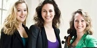 Lendvai String Trio - Renowned string ensemble from the Netherlands