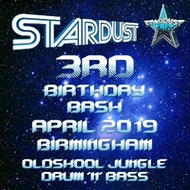 Stardust presents DJ PILGRIMS birthday bash