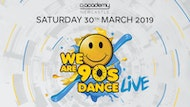 We are 90s Dance 001