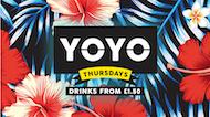 End of exams Party | YOYO Thursdays