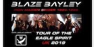 Blaze Bayley (Tour of the Eagle Spirit UK 2019)