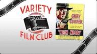 Variety Film Club - High Noon