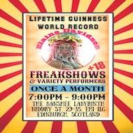 Freakshows & variety performers