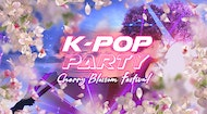 K-Pop Party Manchester | Cherry Blossom Festival - 29th March