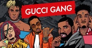 Gucci Gang - Trap Night (Bristol)