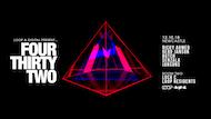 LOOP presents Four Thirty Two! Richy Ahmed, Gerd Janson +