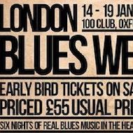 London Blues Week 2019