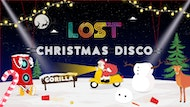 LOST Christmas Disco : Gorilla Manchester : Wed 12th Dec