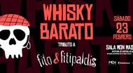 WHISKY BARATO - Tributo a Fito y los Fitipaldis en Madrid