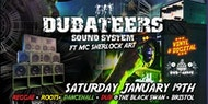 Dubateers Sound System @ The Black Swan
