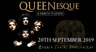 "Queen Tribute Band ""QUEENesque"" - Manchester - 20th September"