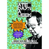 Ate Days a Week : A New Music & Food Experience