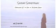 Sarah Something Album Launch