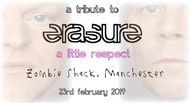 A Tribute To Erasure - A Little Respect - 23rd February 2019