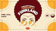 Panda Riot: Sheffield Funkland 2019