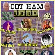 GOT HAM The Brighton Fringe Special