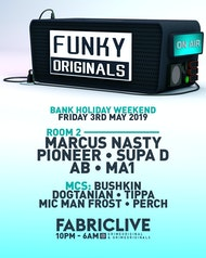 Funky Originals - Bank Holiday Weekend